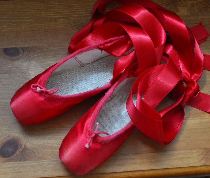 red_pointe_ballet_shoes_stock_by_mirandarose_stock